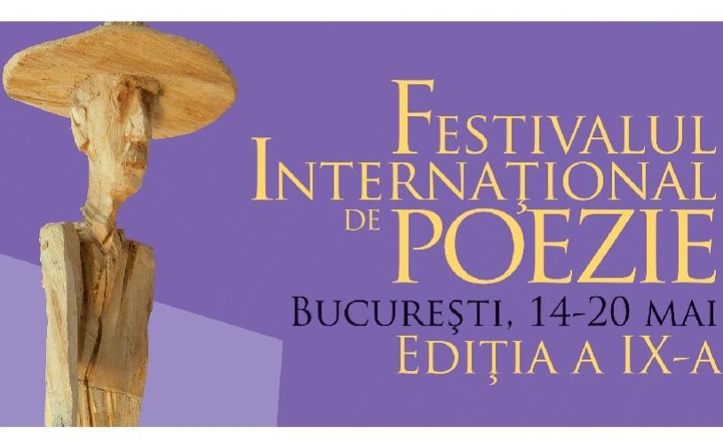 Peste 150 de poeți din peste 30 de țări, la Festivalul Internațional de Poezie București
