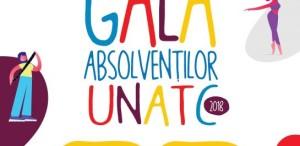 Primul pas pe scenă. Gala Absolvenților la UNATC