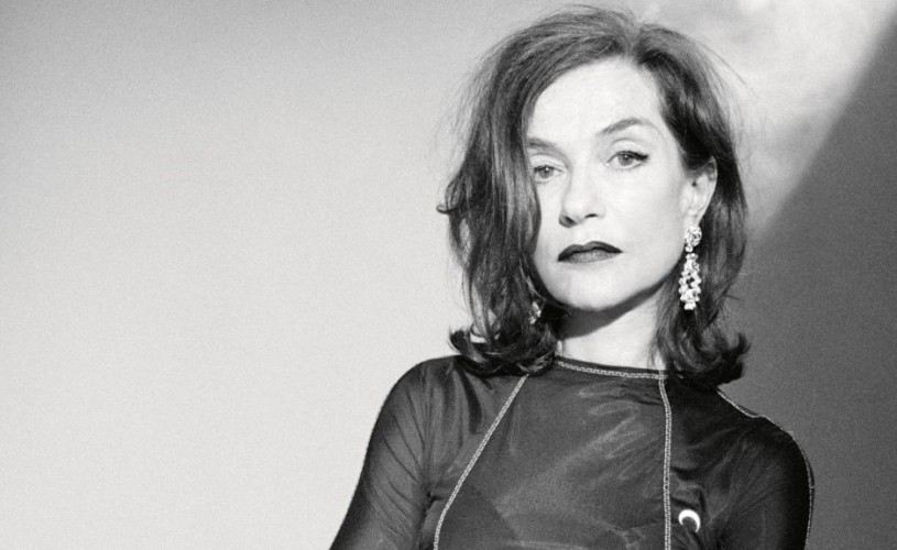 Isabelle Huppert, spectacol de lectură laFITS 2018