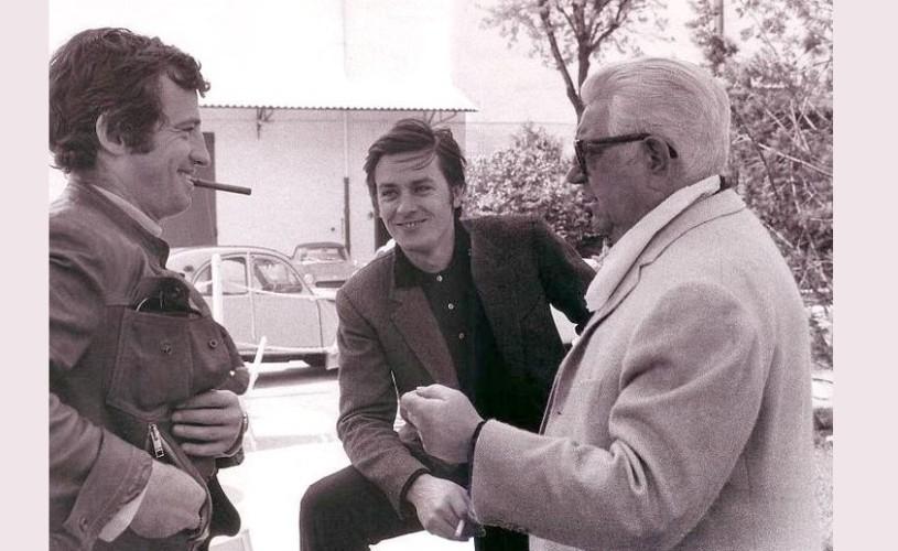 UNDEVA, CÂNDVA… Belmondo, Delon & Gabin, 1968