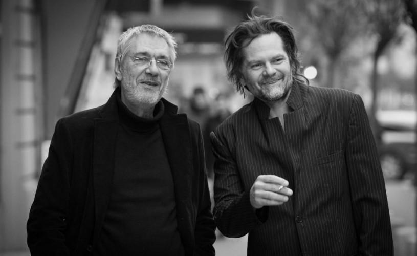 Marcel Iureș și Florin Piersic jr., la FEST-FDR