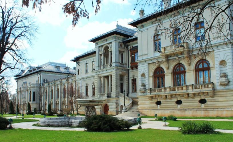 Ziua Internațională a copilului la Muzeul Național Cotroceni