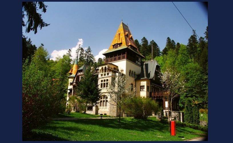 115 ani de la inaugurarea Pelişorului, singurul castel în stil Art Nouveau din România