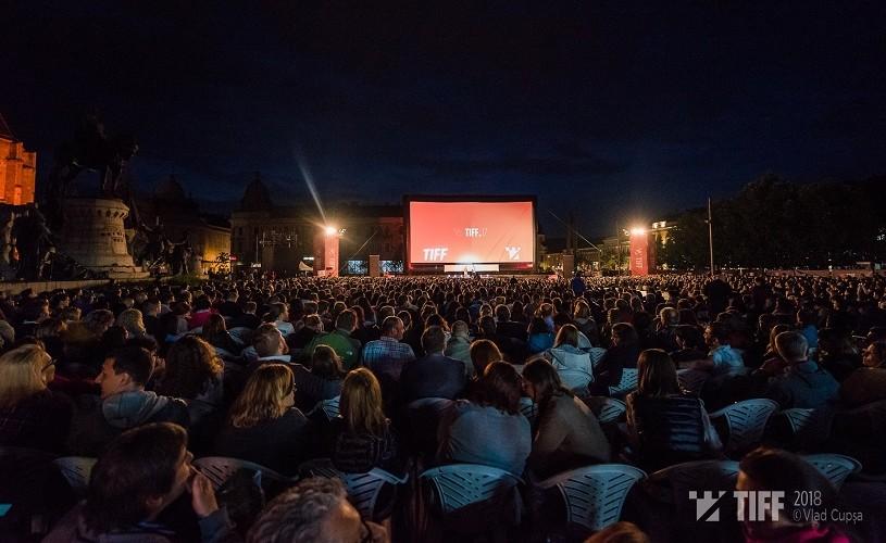 3.000 de spectatori au sfidat capriciile vremii la Gala de deschidere TIFF 2018