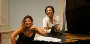 Poezii de dragoste pe muzica lui Rahmaninov și Piazzolla, cu Daniela Nane