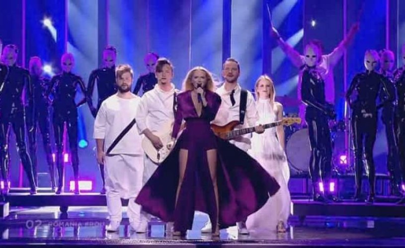 România ratează, pentru prima dată în istorie, calificarea în finala Eurovision 2018