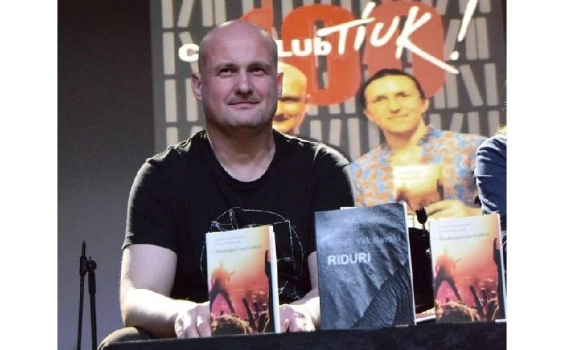 Ce citim în luna mai: recomandările scriitorului Mihail Vakulovski