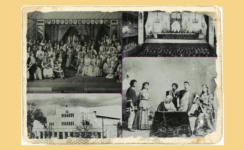 Teatrul sibian, primul teatru din Europa Centrală şi de Est, 230 de ani de existență!