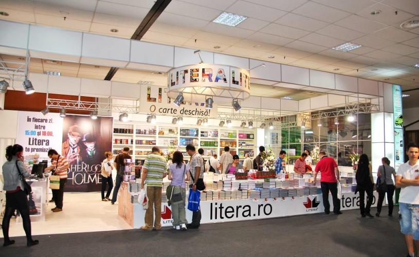 Bookfest 2018. Paraschivescu, Harari, Barnes și Vuillard, printre cei mai cumpăraţi autori