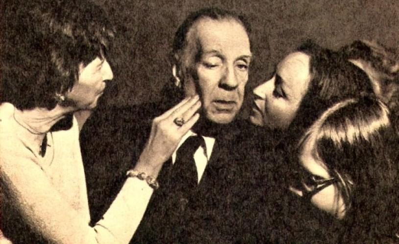 Jorge Luis Borges, în 7 fotografii inedite