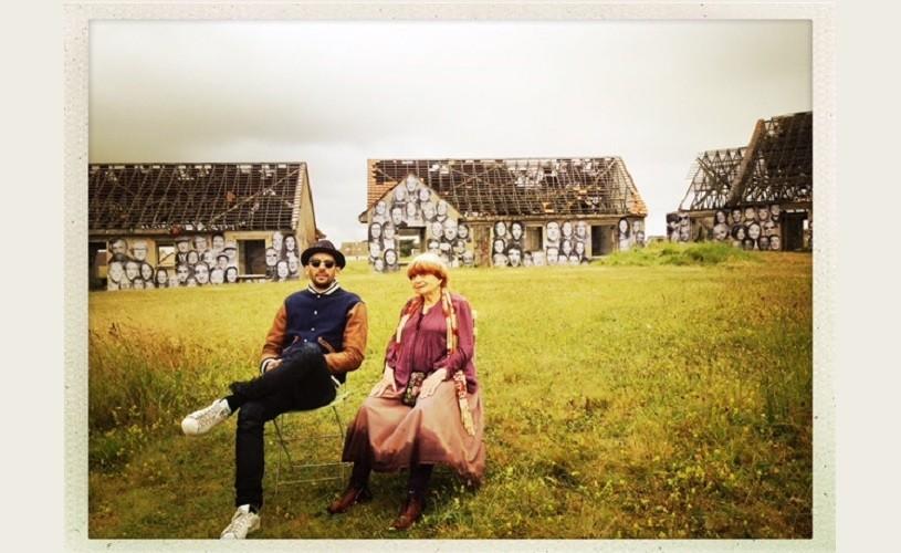 """""""Chipuri, locuri"""", de Agnès Varda şi JR,de astăzi în cinematografe"""