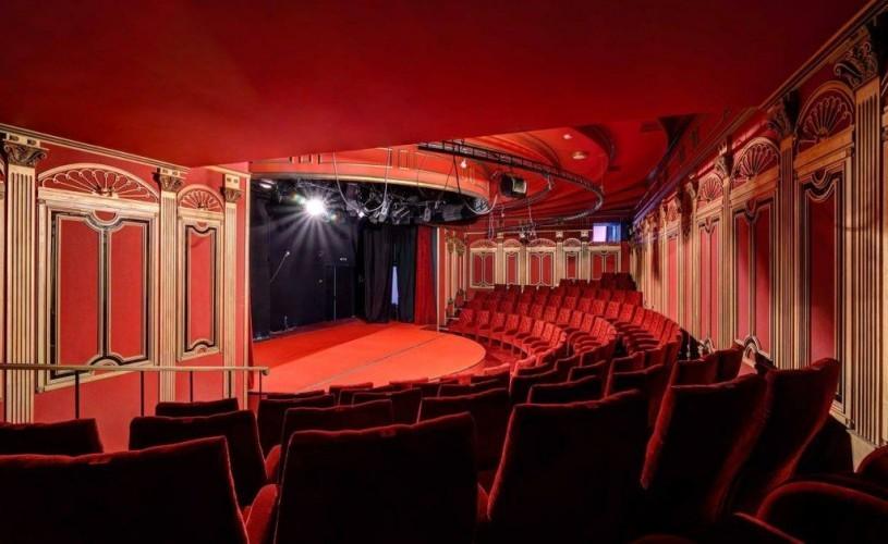 """Teatrul Metropolis, 100 de ani pentru România.Sala """"Amfiteatru"""" a devenit Sala """"Centenar"""""""