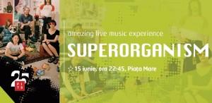 FITS 2018 propune o nouă direcție artistică pentru concertele din Piața Mare