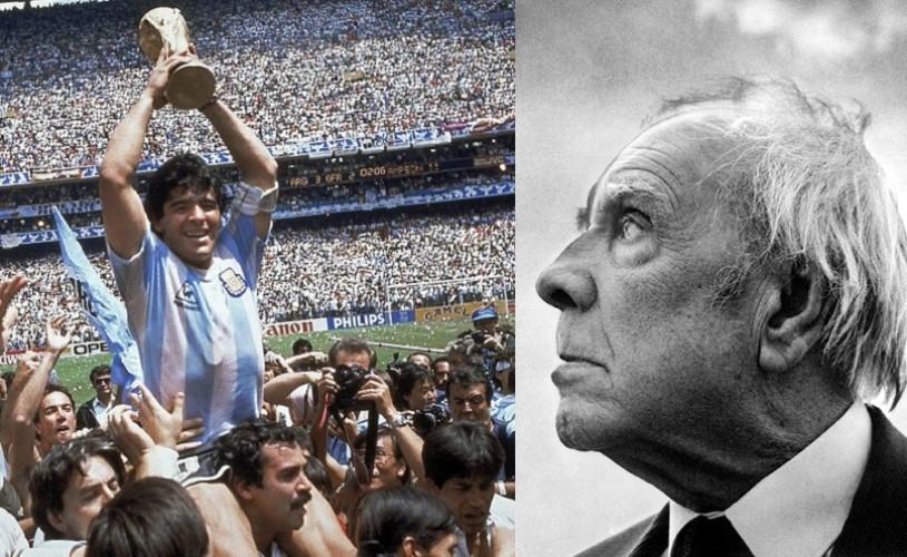 Jorge Luis Borges și Cupa Mondială