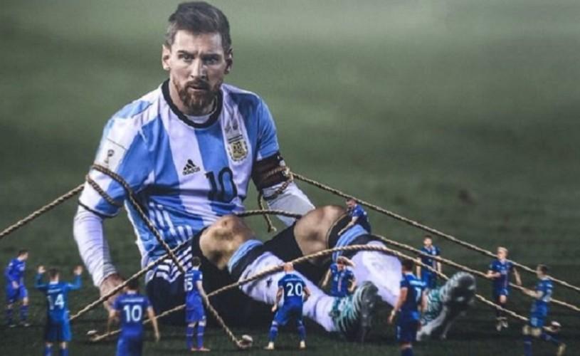 Messi și Naționala Argentinei au REtrezit artizanii insultelor. MONDIALUL Metropolis