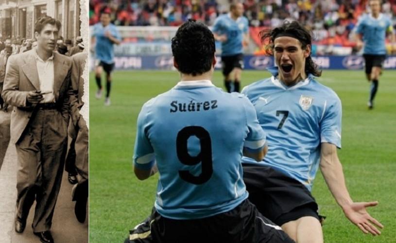 """""""De ce mă Uruguay"""" (fără virgule). MONDIALUL Metropolis"""