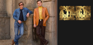 "Prima fotografie cu Leonardo DiCaprio şi Brad Pitt în ""Once Upon a Time in Hollywood"""