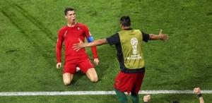 Atingerea lui Ronaldo şi găsirea ageamiului, MONDIALUL Metropolis