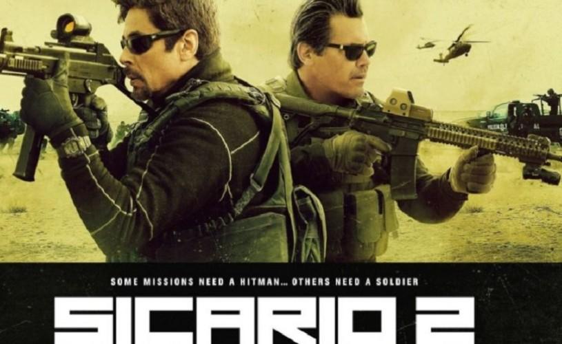 """""""Sicario 2: Soldado"""" din 29 iunie la cinema"""