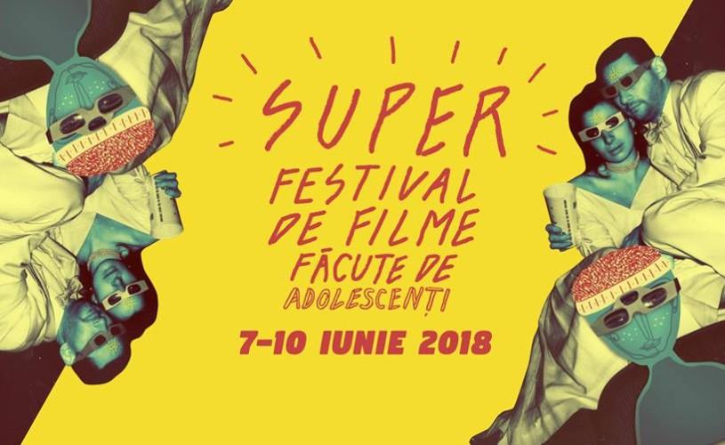 Super, Festivalul de filme făcute de adolescenți, ediția a 6-a