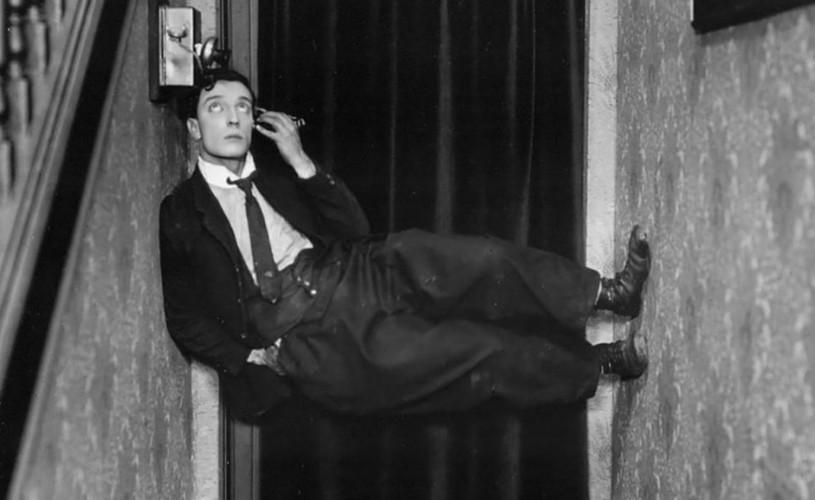 Undeva, cândva… Buster Keaton