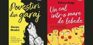Din Timișoara până în Japonia – două noutăți în colecția n'autor a editurii Nemira
