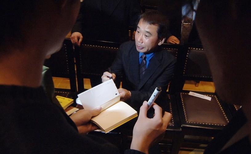 "Cel mai recent roman al lui Murakami, catalogat drept ""indecent"" în Hong Kong"