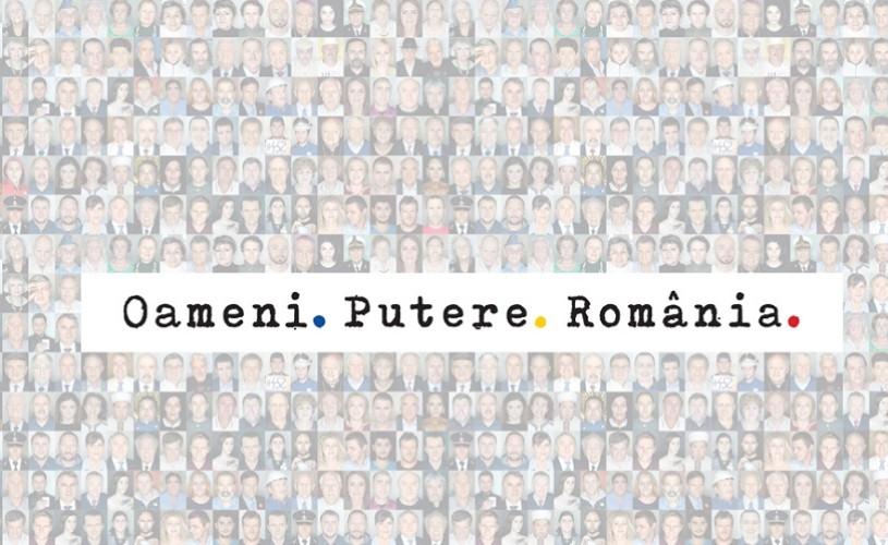 """""""Oameni. Putere. România."""" – carte de portrete fotografice"""