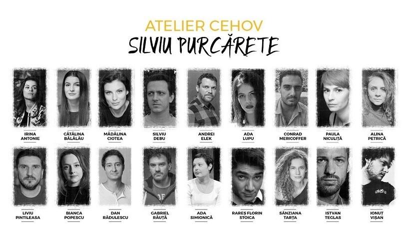 18 actori din România la Atelierul Cehov de la Sinaia, condus de Silviu Purcărete