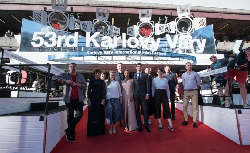 Radu Jude are primul film românesc recompensat cu Globul de Cristal la Karlovy Vary