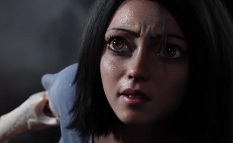 """Nou TRAILER pentru """"Alita: Battle Angel"""" – filmul de acțiune pe care toată lumea dorește să-l vadă…"""
