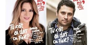 Amalia Enache și Radu Jude vorbesc despre eșecuri pentru IDEO IDEIS #13