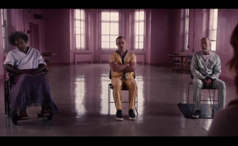"""M. Night Shyamalan a prezentat primul trailer al următorului său film, """"Glass"""""""