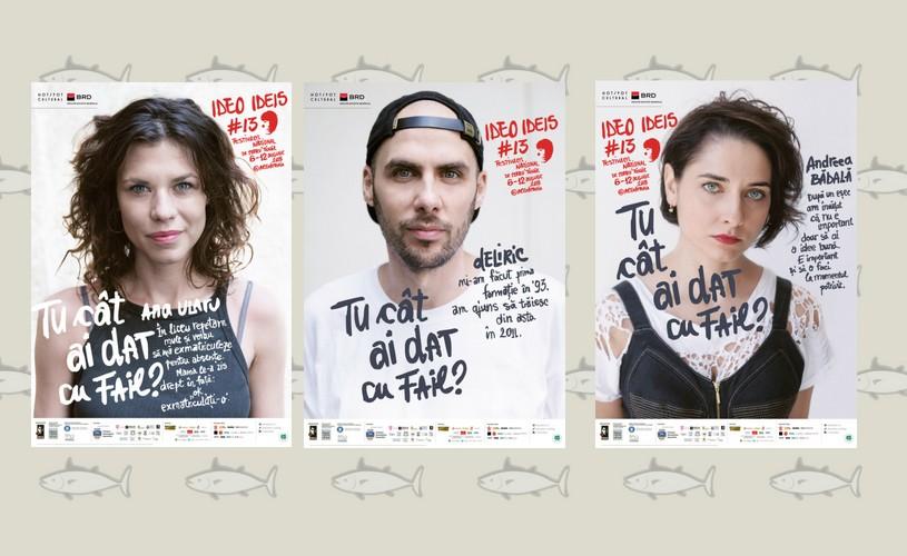 IDEO IDEIS #13. Ana Ularu, Andreea Bădală și Deliric vorbesc despre eșec
