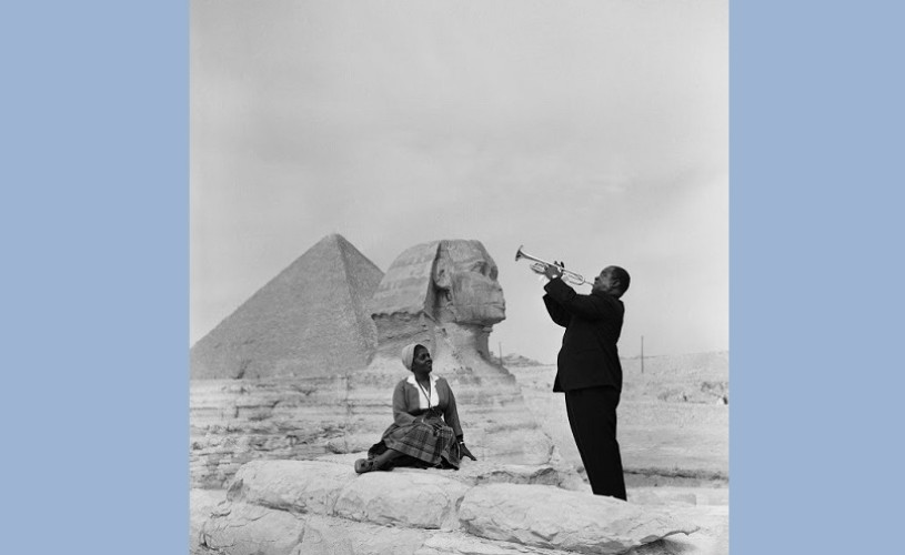 Undeva, cândva… Louis Armstrong