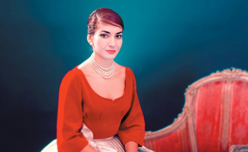 """Maria by Callas"". Singurătate"