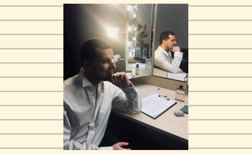 Marius Constantinescu – adrenalina live-ului la TV, descoperirea vocației și cum să dai pe afară de bucurie