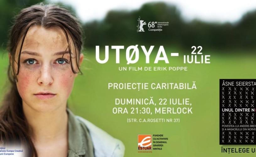 S-a lansat trailerul oficial al filmului Utoya
