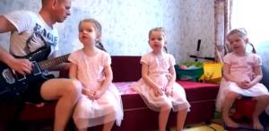 VIRAL. Trei surori moscovite, în vremea Cupei Mondiale
