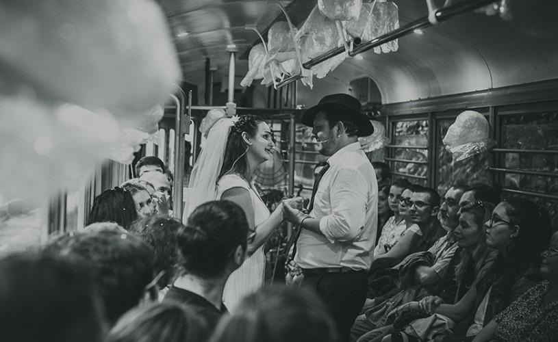 """Patru noi reprezentații cu spectacolul """"Un tramvai numit Popescu"""""""