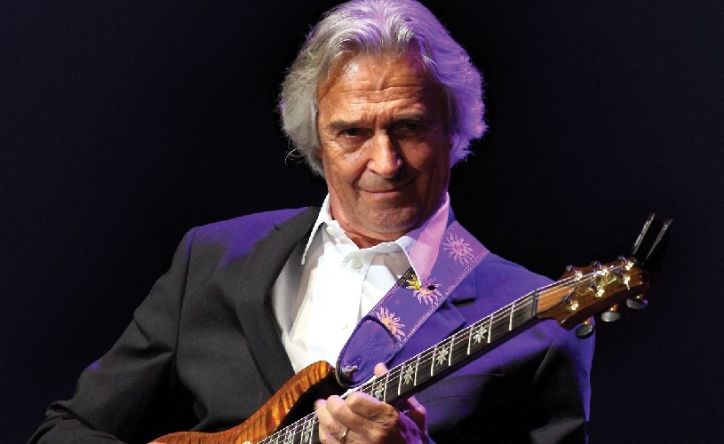 John McLaughlin & the 4th Dimension, în concertul jazz al anului 2019, la Jazz Night Out