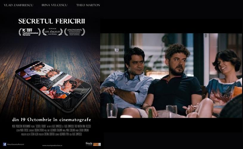 """""""Secretul Fericirii"""", laFestivalul Internațional al Producătorilor de Film Independenți – IPIFF"""