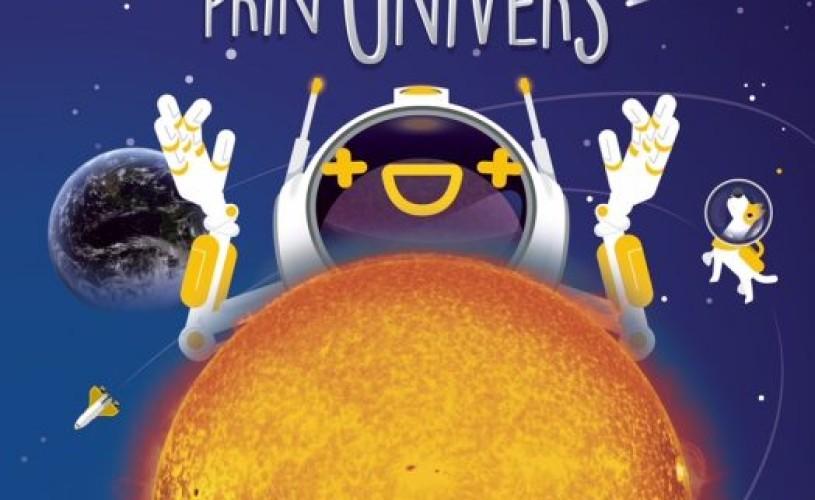 Ghidul micului astronom prin Univers, cea mai așteptată carte de astronomie pentru copii