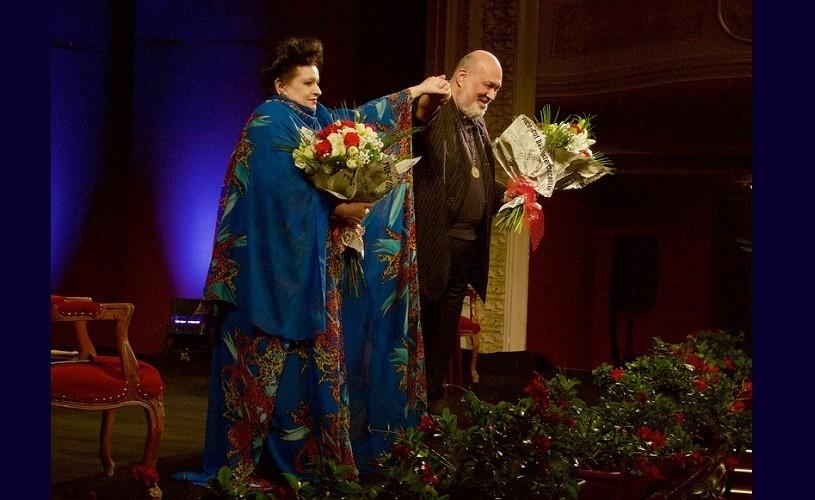 """Centenarul Marii Uniri, celebrat peEsplanada Dunării.Mariana Nicolesco: """"Gloria cântului, gloria Ţării"""""""