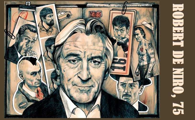 Robert De Niro – curiozități (esențiale)