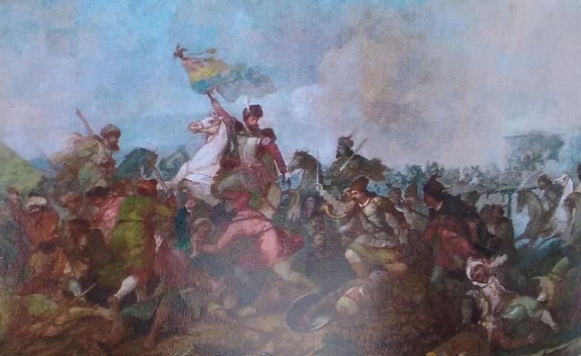 Undeva, cândva… Bătălia de la Călugăreni, 13/23 august 1595