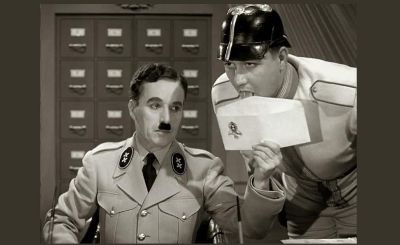 Undeva, cândva… Dictatorul Chaplin