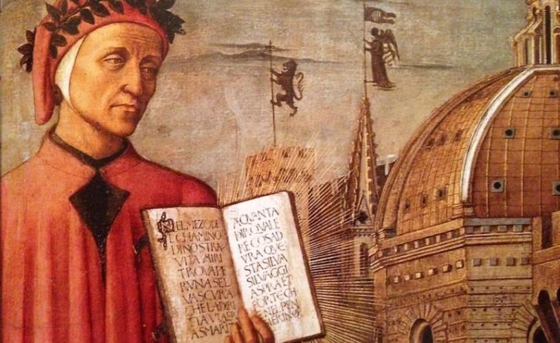 O călătorie inițiatică, Divina Comedie a lui Dante