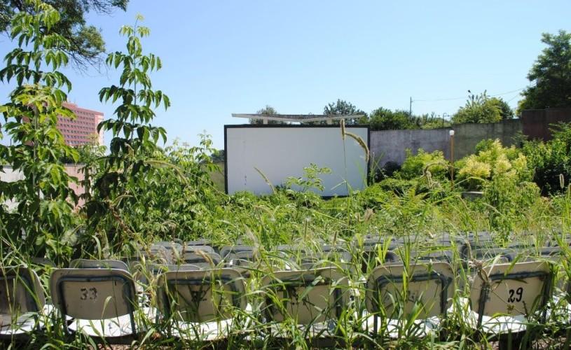 """Grădina de Vară """"Farul"""" din Mangalia se redeschide după 10 ani"""