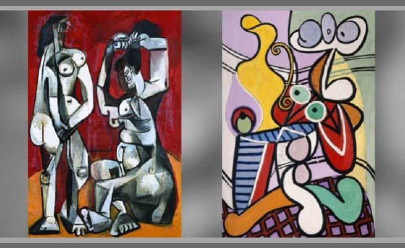 Reclama cu nuduri abstracte de Picasso, blocată de Facebook